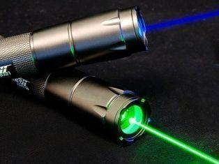 puntero laser peligro