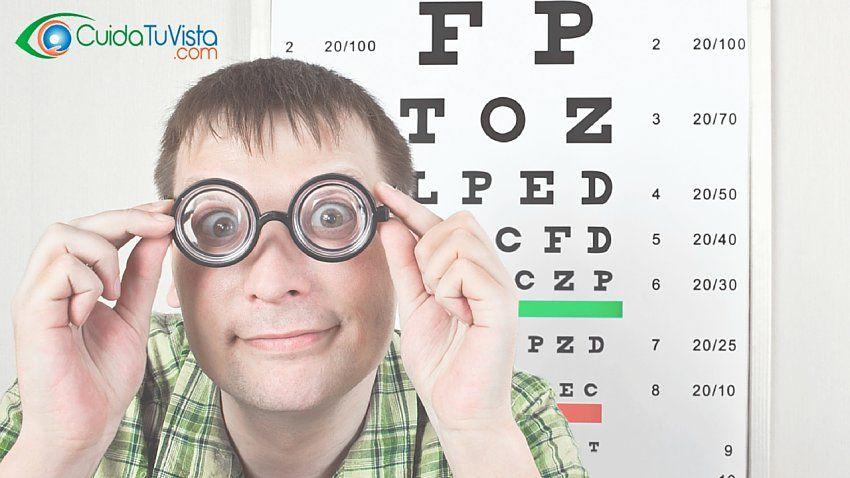 cristales mejores para gafas miopía e hipermetropía