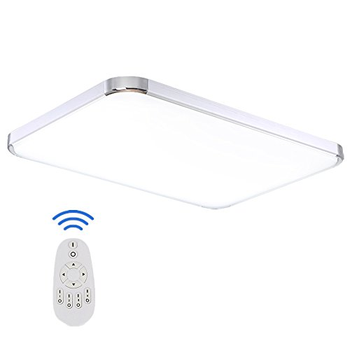 lmpara led de techo sailun w regulable de hasta lumens de potencia clase de eficiencia energtica a