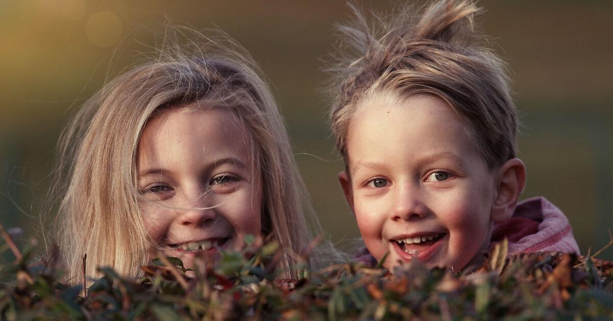 ¿Cómo conseguir niños con vista sana?