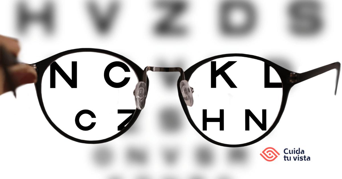 gafas para frenar la miopía tecnologia D.I.M.S.